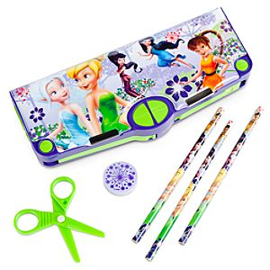 Disney Fairies Stationery Gadget Case