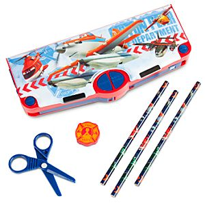 Planes: Fire & Rescue Stationery Gadget Case