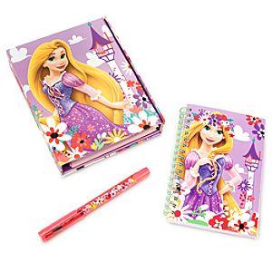 Rapunzel Trifold Journal Set
