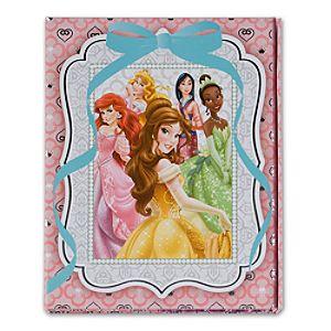 Disney Princess Trifold Journal Set