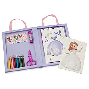 Sofia the First Dress-Up Set