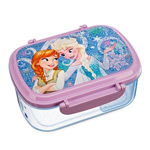 Anna and Elsa Snack Box