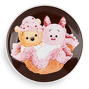 Winnie the Pooh and Piglet Tsum Tsum Dish