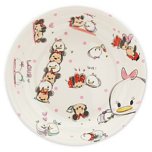 Minnie Mouse and Friends Tsum Tsum Dish