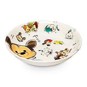 Mickey Mouse and Friends Tsum Tsum Dish