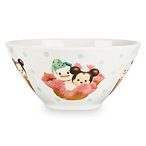 Mickey Mouse and Friends Tsum Tsum Bowl