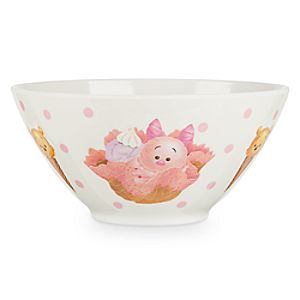 Winnie the Pooh and Piglet Tsum Tsum Bowl