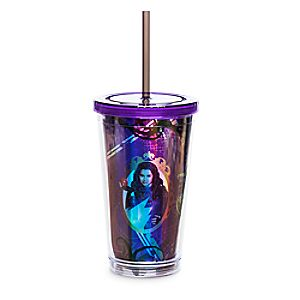 Descendants Tumbler with Straw