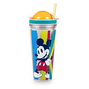 Mickey Mouse Snack Bottle - Summer Fun