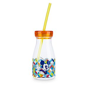 Mickey Mouse Milk Bottle - Summer Fun