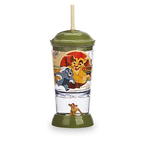 The Lion Guard Snowglobe Tumbler with Straw