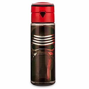 Kylo Ren Water Bottle - Star Wars: The Force Awakens