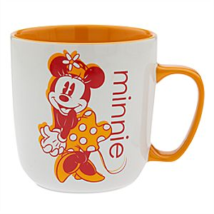 Minnie Mouse Color Contrast Mug