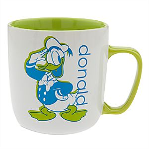 Donald Duck Color Contrast Mug