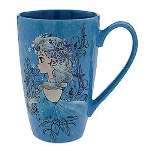 Elsa Jumbo Latte Mug