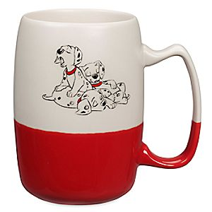 101 Dalmatians Sketch Mug