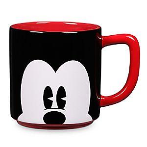 Mickey Mouse Close Up Mug