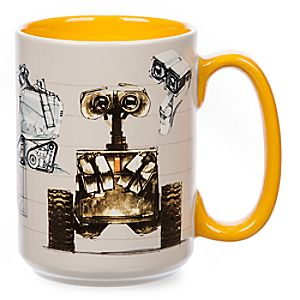 WALL•E  Art of Pixar Mug
