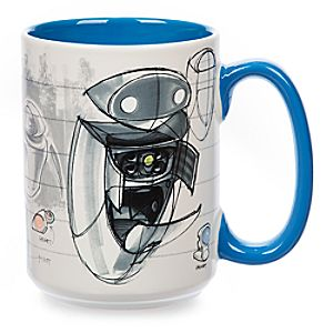 EVE Art of Pixar Mug