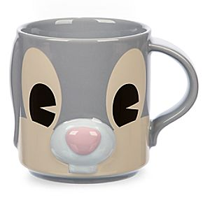 Thumper Dimensional Mug - Bambi
