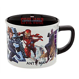 Captain America: Civil War Cast Mug