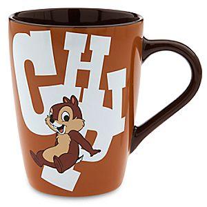 Chip n Dale Logo Mug