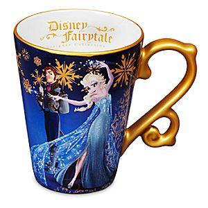Elsa and Hans Mug - Disney Fairytale Designer Collection