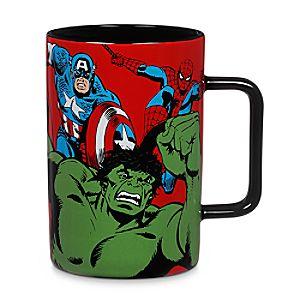 Marvel Comics Mug - Red
