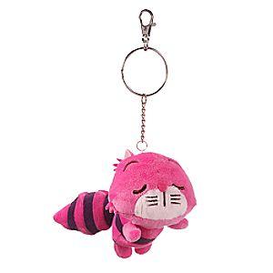 Cheshire Cat Plush Keychain