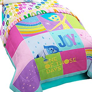 Inside Out Comforter - Twin/Full