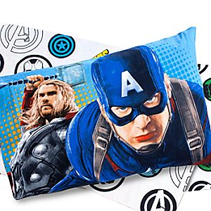 Marvels Avengers: Age of Ultron Sheet Set - Twin