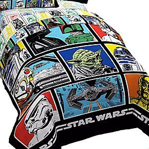 Star Wars Comforter - Twin