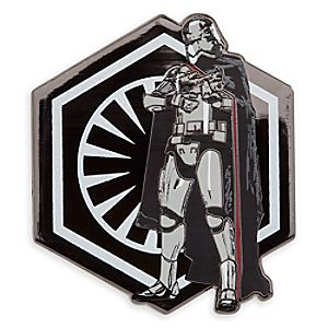 Captain Phasma Limited Edition Pin - Star Wars: The Force Awakens