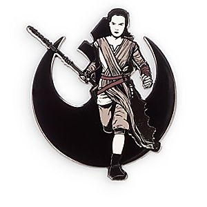 Rey Pin - Star Wars: The Force Awakens - Limited Edition