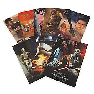 Star Wars: The Force Awakens Limited Edition Lithograph Set