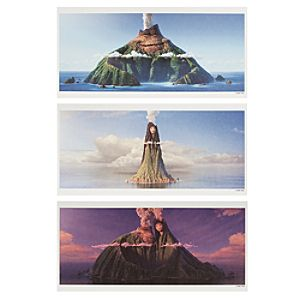 Lava Limited Edition Lithograph Set