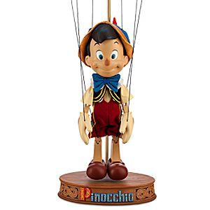 Pinocchio Marionette Figurine - Limited Edition