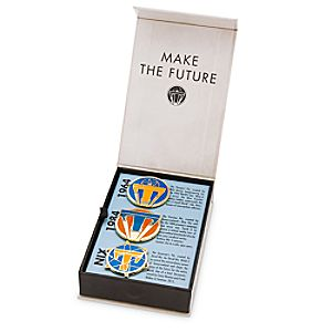 Tomorrowland Pin Set - Limited Edition - Pre-Order