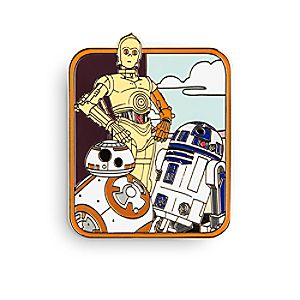 Droid Pin - Star Wars: The Force Awakens - Limited Edition