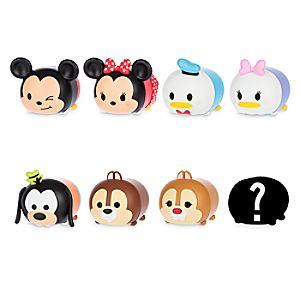 Mickey Mouse and Friends Tsum Tsum Series Vinyl Figure - Mini