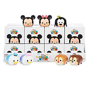 Mickey Mouse and Friends Tsum Tsum Series Vinyl Figure Tray