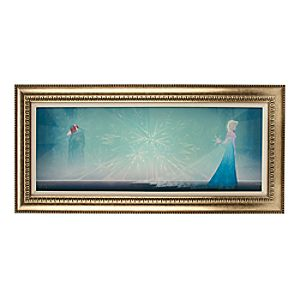 Frozen Gicée by Brittney Lee - Framed - Limited Edition