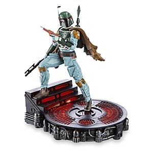 Boba Fett Limited Edition Figurine - Star Wars - 8 1/2