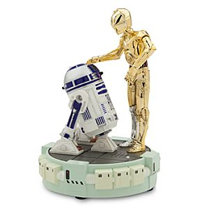 C-3PO and R2-D2 Figure - Star Wars - Limited Edition