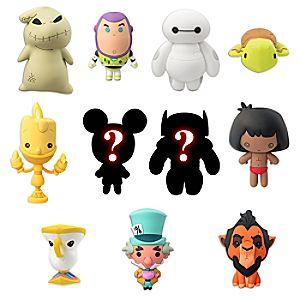 Disney Figural Keyring Series 4