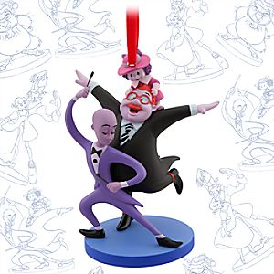 Rhapsody in Blue Limited Release Sketchbook Ornament - Fantasia 2000 - October 2015