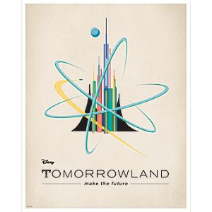 Tomorrowland ''Make the Future'' Poster