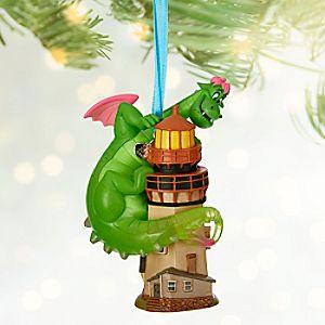 Elliott Sketchbook Ornament - Petes Dragon - Personalizable