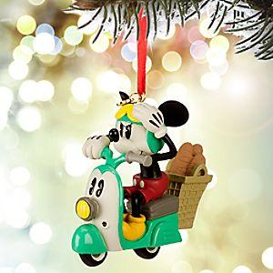 Mickey Mouse Sketchbook Ornament - Croissant de Triomphe