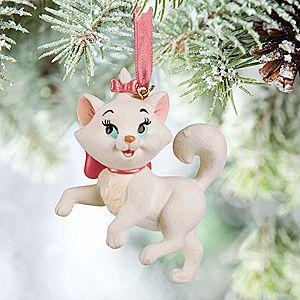 Marie Sketchbook Ornament